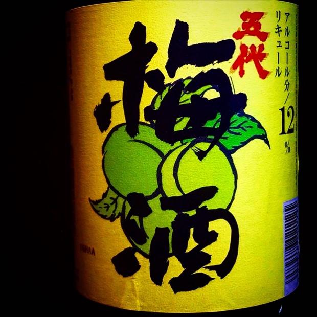 五代梅酒_R