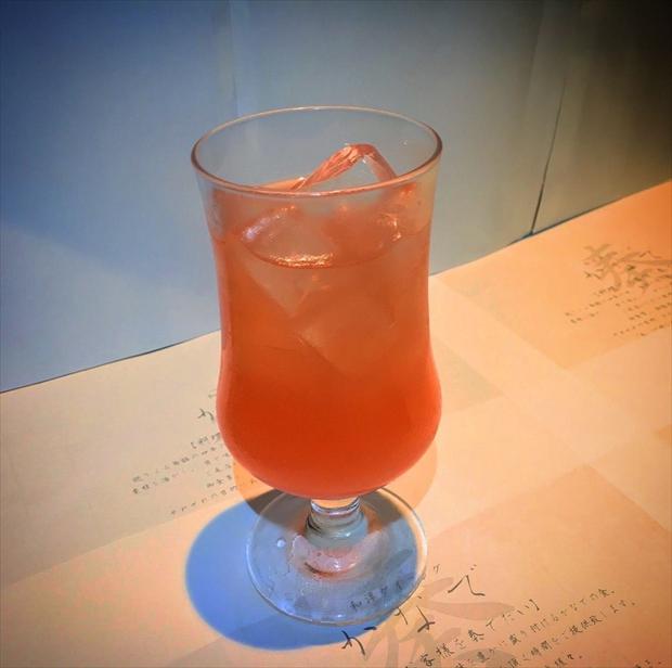 ピンクグレープフルーツジュース_R